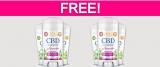 Possible Free CBD Deodorant!
