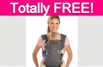 Possible Free Infantino Baby Carrier!