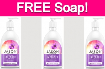 Possible Totally Free Hand Soap!