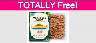 Possible Free Meatless Farm Co. Product!