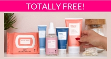 Totally Free Facial Cosmetic Product!