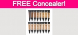Possible Free Lancome Concealer!