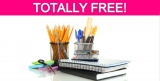 Free Home Office Supplies!