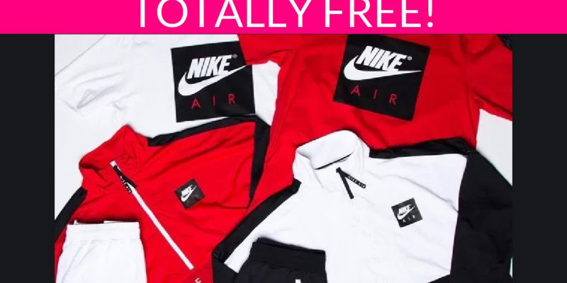 FREE Nike Products!