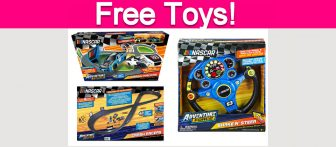 Possible Free Toys from Far Out Toys!
