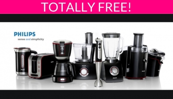 Free Philips Products!
