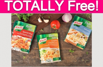 Possible Totally Free Knorr Side Dish!