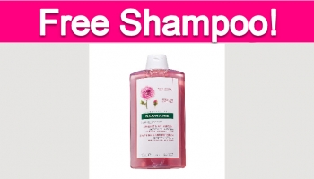 Possible Free Klorane Shampoo!