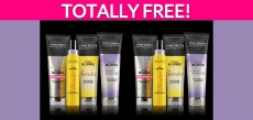 Free Hair Care Products!