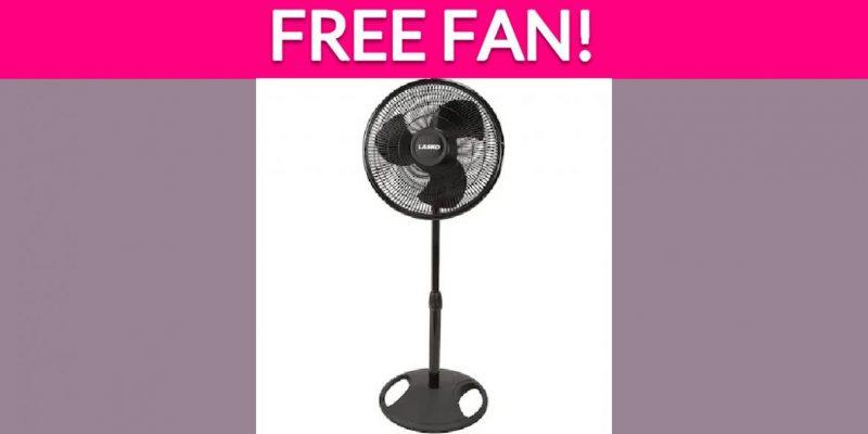 Totally Free Lasko Fan!