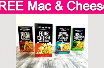 Totally Free Organic Mac & Cheese!