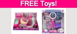 Possible Free My Life Kid's Toy Sets!