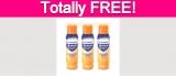 Possible Free Sanitizer Spray!