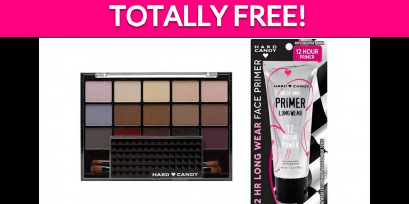 Totally Free Makeup Primer or Eyeshadow Palette!