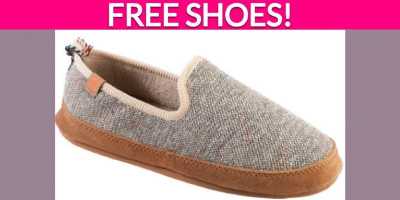 Totally Free Shoes!