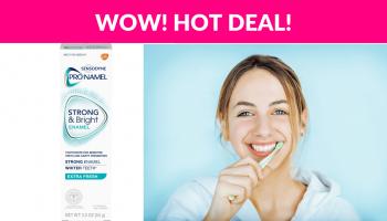 Sensodyne Pronamel Hot Deal