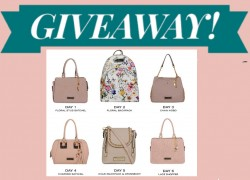 Enter to Win 1 of 6 Wilson Leather Handbags!