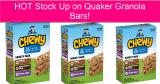 Stock Up! CHEAP Quaker Granola Bar 58 Pack!