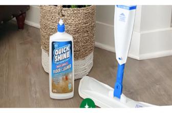 HURRY! FREE Spray Mop Kit!