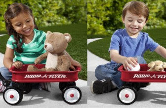 Radio Flyer Little Red Toy Wagon $14.97 SHIPPED!