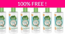 FREE Seventh Generation Body Wash!