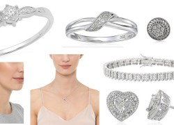 HOT Amazon Deals : REAL Diamond Jewelry ALL UNDER $35.00 !