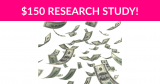 Free $150 Mobile Video Sharing Research Study!