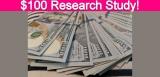 Free $100 Women's Health Research Study