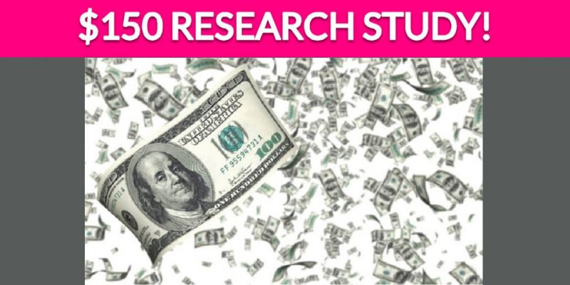 Free $150 Entertainment Research Study