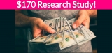 Free $170 VR Research Study!