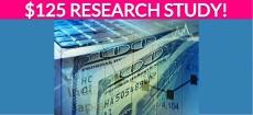 Free $125 Technology Research Study!