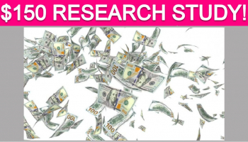 Free $150 Sweet Treats Research Study!