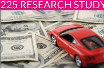 Free $225 Automobile Research Study!