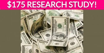 Free $175 Infant Formula Research Study!