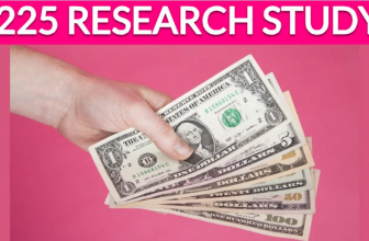 Free $225 Fast Food Research Study!