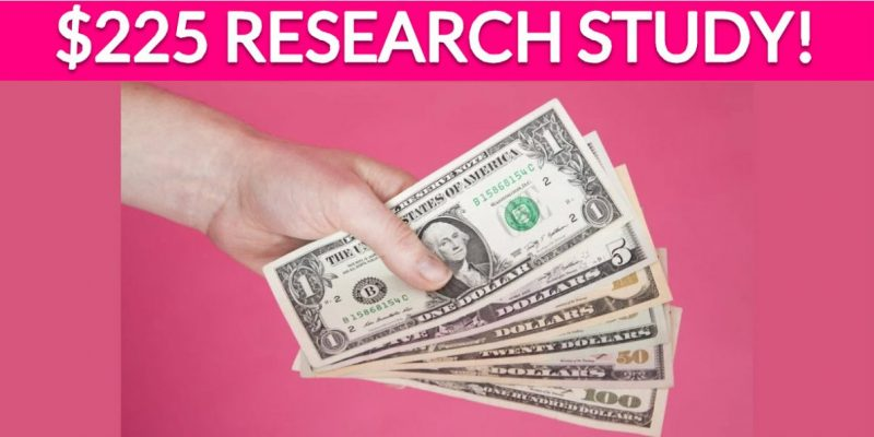 Free $225 Dairy Research Study!