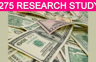 Free $275 Social Media Research Study!