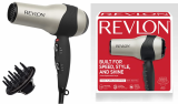 RED HOT! Revlon Turbo Fast Hair Dryer – Stacking Discounts!