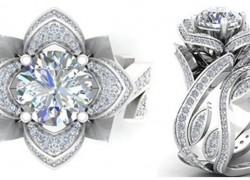 Cubic Zircon Diamond Ring = $2.57 SHIPPED!