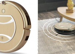 WHOA! Robot Vacuum Cleaner ONLY $194.39 Shipped!