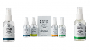 It's BACK! FREE Royce & Baxter Hand Sanitizer Spray by Mail!