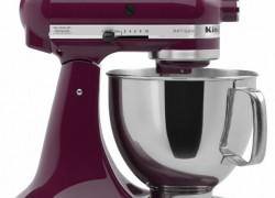 Win a KitchenAid Artisan Mixer!