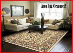 Traditional Medallion Area Rug Clearance Up to 80% Off!
