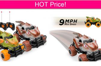 Set of 2 Dinosaur RC Cars – HOT PRICE DROP!