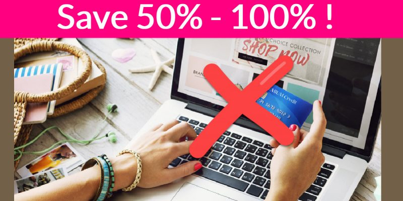 4 Steps To Saving 50% – 100% On ANYTHING!