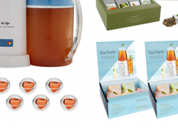 Enter For A Chance To Win Your Own Summer Tea Brewing Set [Worth $187]