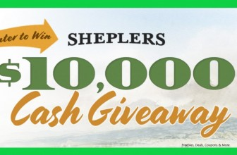 $10,000 in cash from Sheplers!