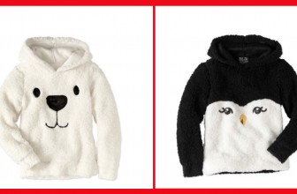 HOT! Adorable Fleece Sweaters ONLY $5.00 !