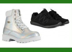 Lugz and Emeril Footwear Giveaway
