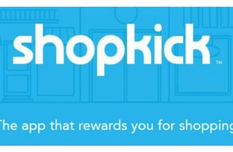 Join Shopkick and Earn Rewards!